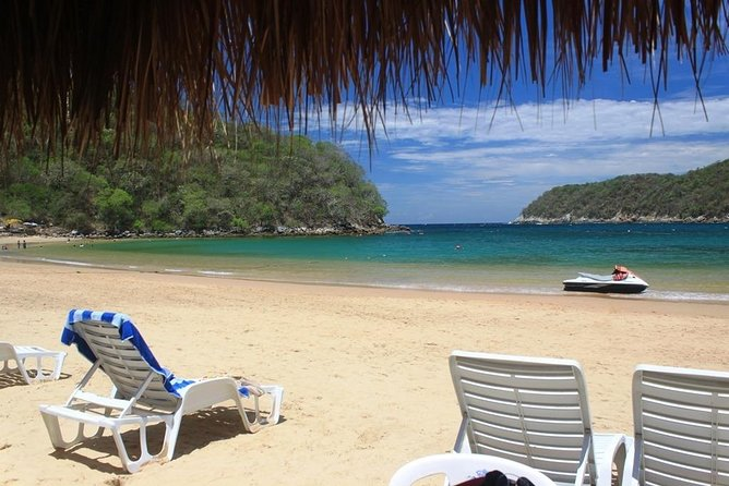 Bays of Huatulco Boat Tour