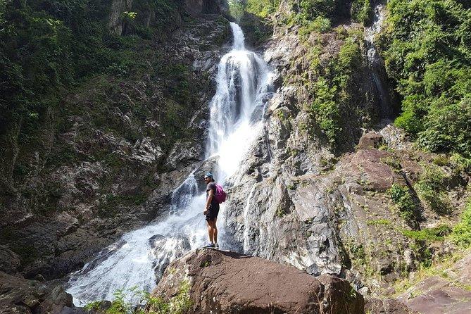 Davis Falls Day Adventure
