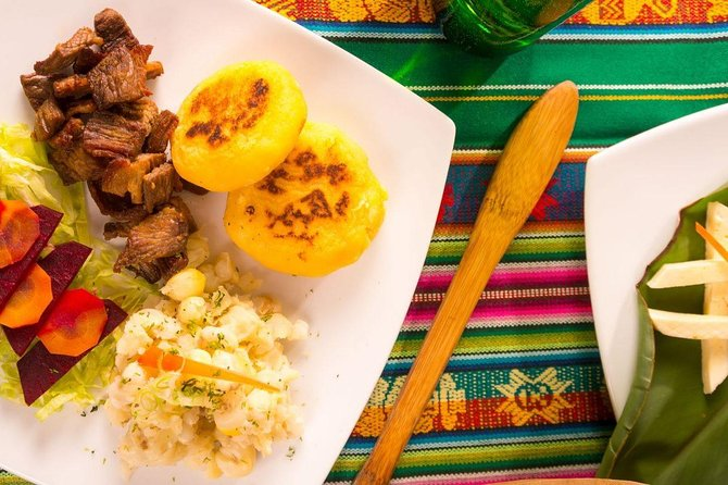 Andean cooking classes