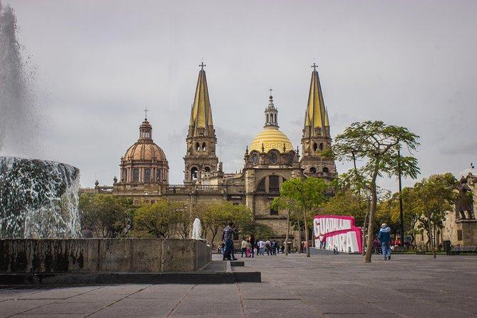 Enjoy the food of Downtown Guadalajara