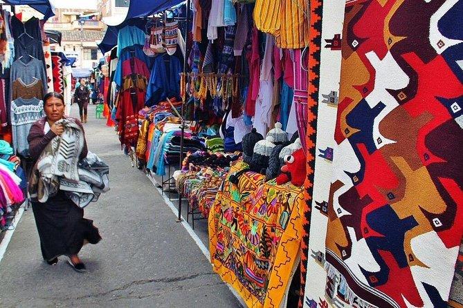 Otavalo market excursion