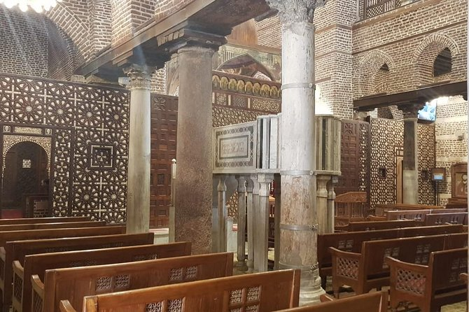 Old Islamic and Coptic Full Day Tour
