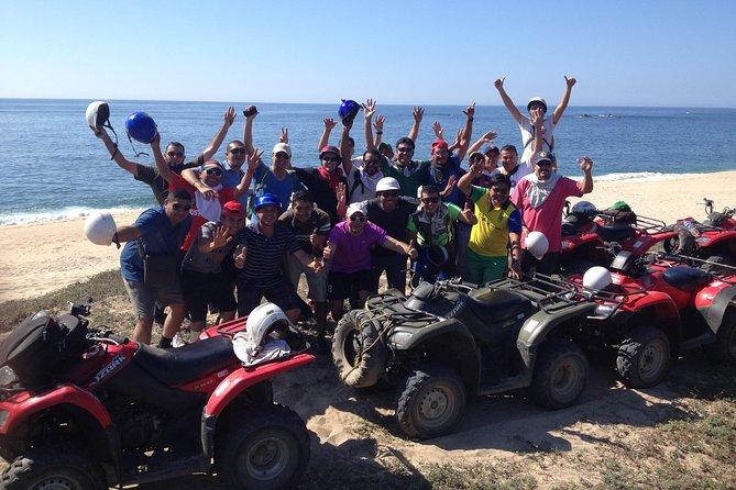 Huatulco Bays in ATV