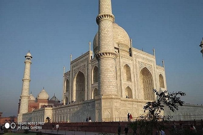 Taj Mahal Group Tour from Delhi
