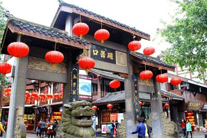 Private Amazing Chongqing City Day Tour in Your Way