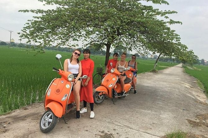 Hanoi Motorbike Tour + Street Food Walking Tour (6, 5 Hours)