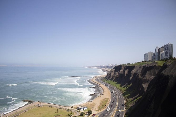 Lima by Yourself with English Chauffeur by Minivan