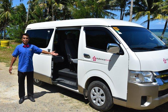 Caticlan to Boracay - Airport Transportation