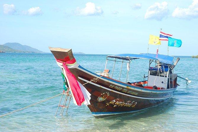 Pig Island & Snorkeling at Koh Tan by Long Tail Boat