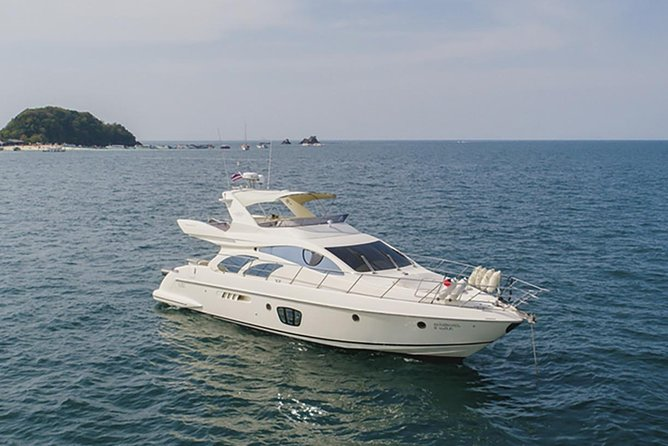 Full Day Private Charter to James Bond Island by Azimut 55 Yacht (Maximum 8 pax)
