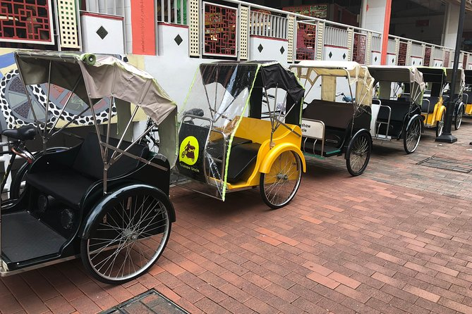 Singapore Heritage Tour with Trishaw Ride
