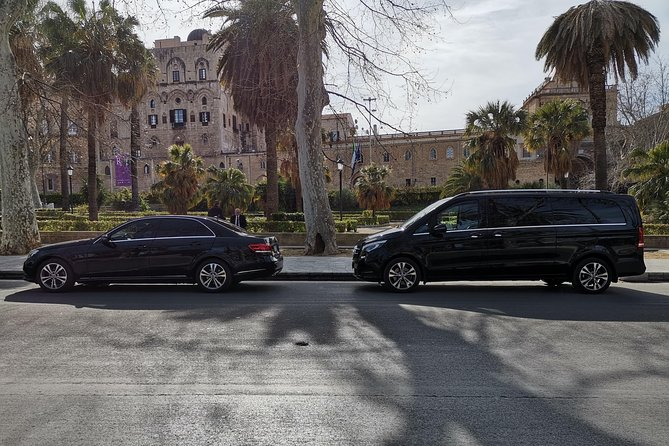 Private transfer from Palermo airport or Palermo to Verdura Resort - Sciacca