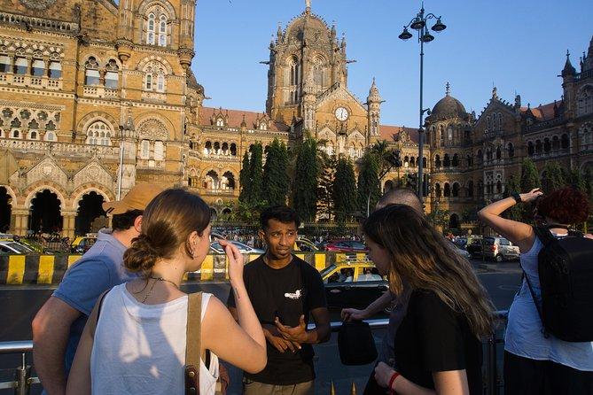 Mumbai Heritage Walking Tour of Colaba and Fort