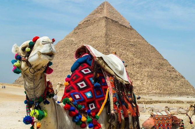 Amazing Day Tour to Cairo Highlights From Hurghada By Plane