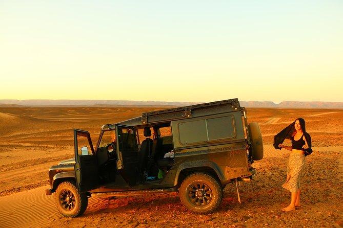 2 Days Private Tour from Ouarzazate to Erg Chegaga Desert