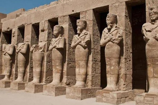 Luxor Half-Day Tour to Habu Temple, Valley of the Nobles and Deir El Madina