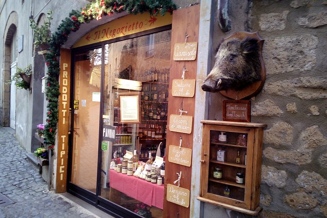 Orvieto and Makes Biscuits in a Cave Shore Excursion from Civitavecchia Port photo 17