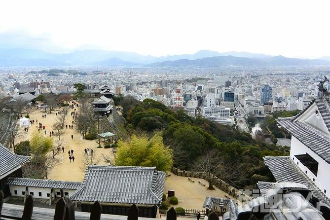 Matsuyama Full-Day Private Trip with Nationally-Licensed Guide