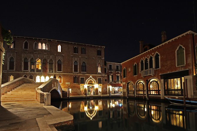 Legends & Mysteries: Venice by Night
