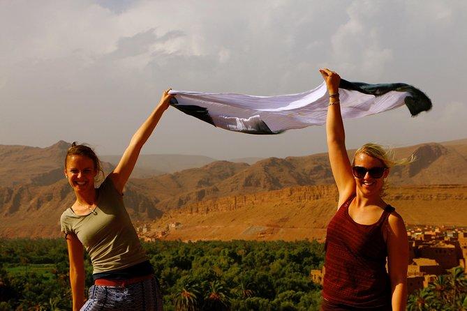 Private 2 Days-Tour from Ouarzazate to Merzouga Desert with Luxury Camp