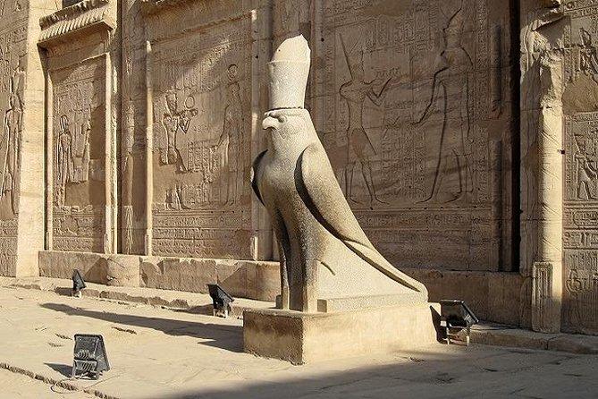 Edfu Temple & Kom Ombo Temple From Aswan Or Luxor