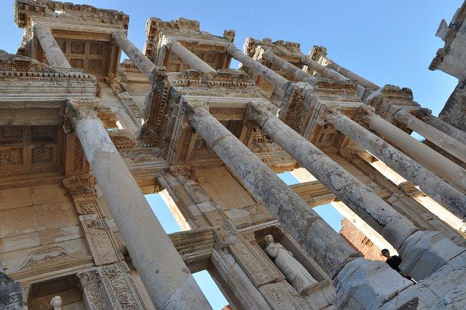 Guided Ephesus Tour From/to Izmir