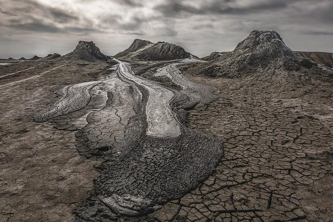 Mud Volcanoes & Gobustan GROUP tour