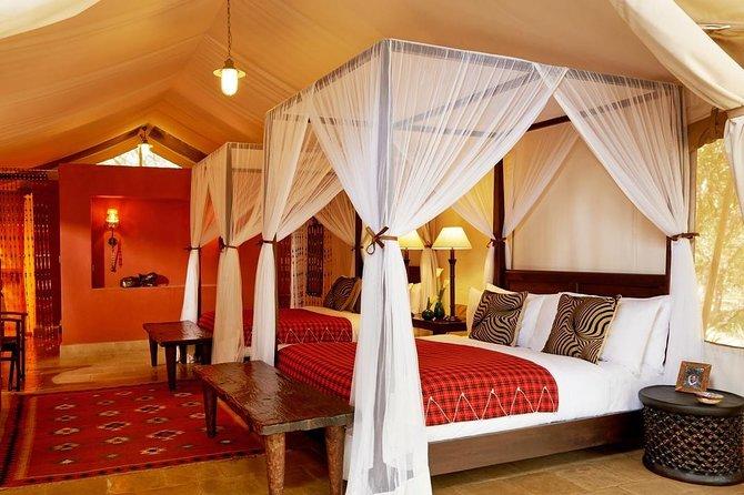 3 Day Flight Package at Fairmont Masai Mara Safari Club