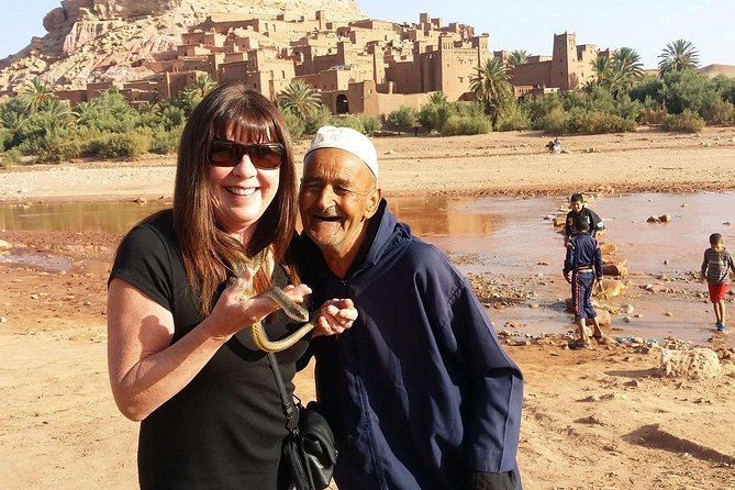 Women Only Tour from Casablanca 10 Days Around Morocco