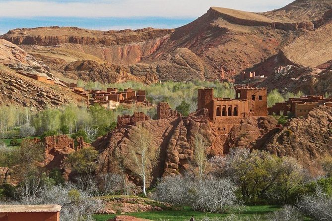 Shared 3-Days Desert Tour from Marrakech to Merzouga Erg Chebbi
