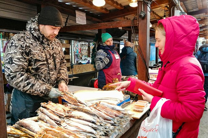 "Gastronomic Tour ""Taste of Baikal"""