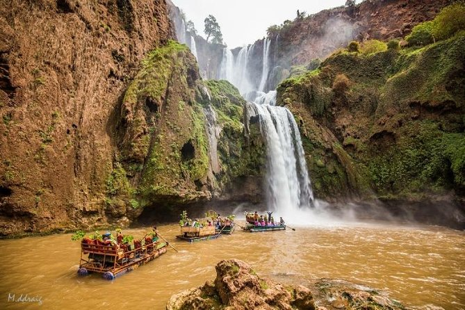 1 Day Excursion From Marrakech To Ouzoud Waterfalls