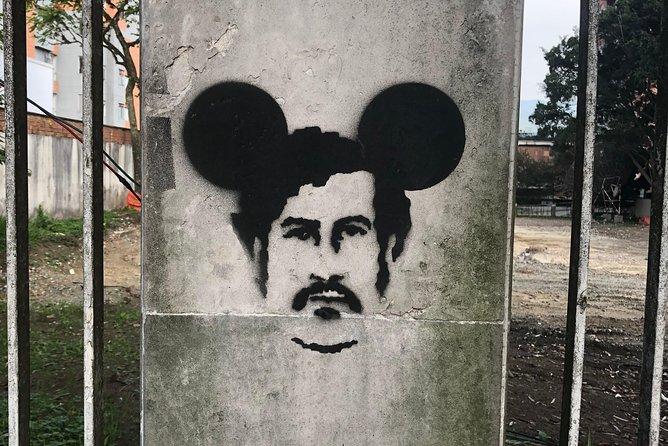 Pablo Escobar!!! The historical Tour