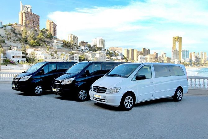 Low cost airport transfer Valencia