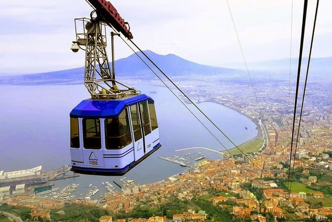 Faito Trek Tour, cable car excursion and scenic trails
