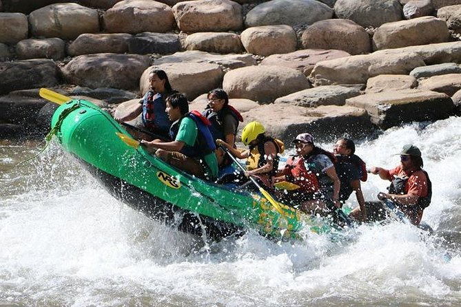 Best Rafting in Durango. Most expierenced guides and the most fun on the water!
