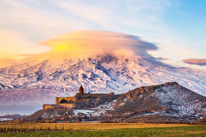 Private Tour to Khor Virap, Echmiadzin, St. Hripsime and St. Gayane, Zvartnots