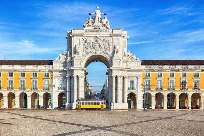 Lisbon Guided Bus Tour