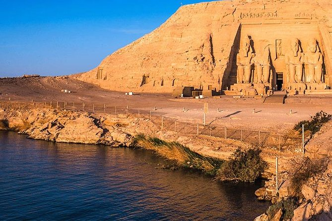Full-Day Abu Simbel Temples Trip from Aswan by Private Car
