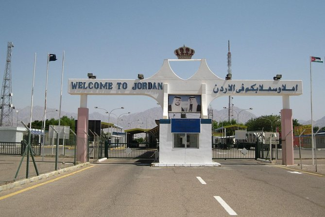 Private King Hussein Bridge Transfer to/from Dead Sea, Madaba, Airport, Amman