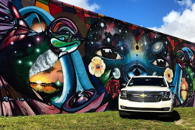 Roundtrip transfer from Miami Beach to Wynwood - Art District