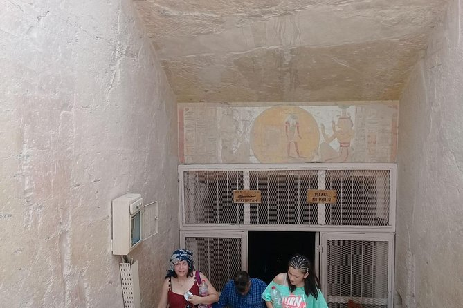 Luxor private full day tour 3-7 pax