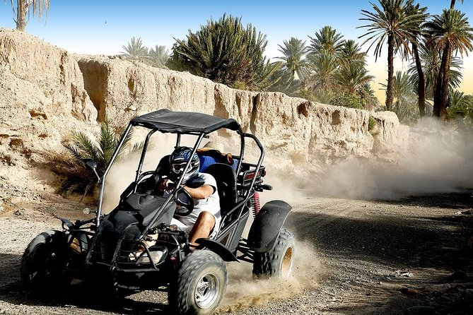 Buggy Adventure in Agafay Desert from Marrakech