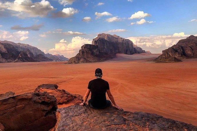 Jordan Horizons Tours : 06 Hours Jeep Tour in Wadi Rum