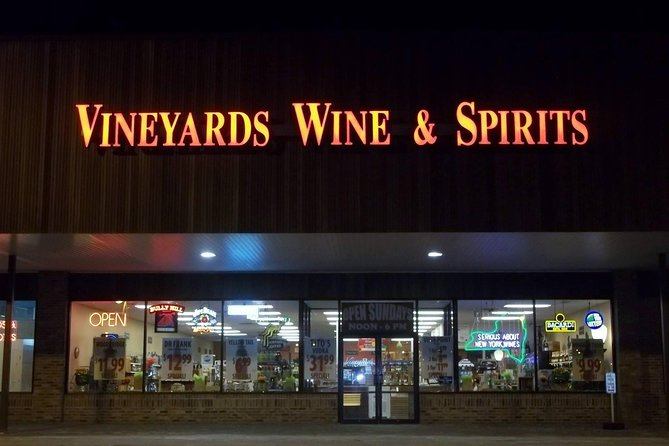 Fingerlakes Wine selection, Wines around the world,