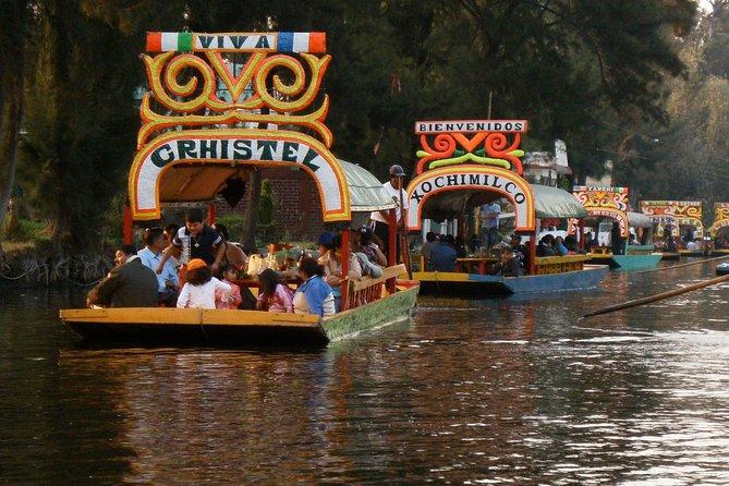 """Mexico City: """"All Around Xochimilco"""" Private Tour"""