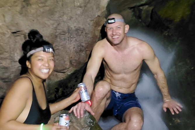 Soak under the Stars in a natural hot spring