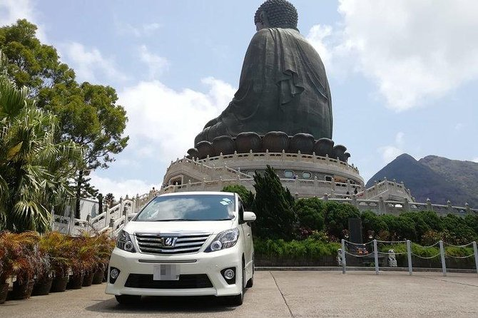 Private Hong Kong Airport Transfer made easy with Hello Transfers!