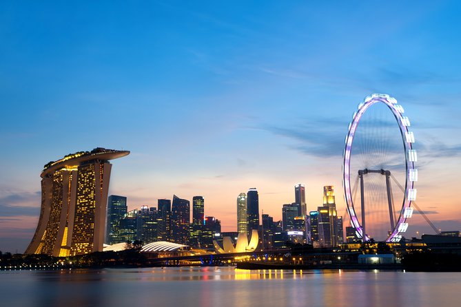 6 Hours Best of Singapore City Tour