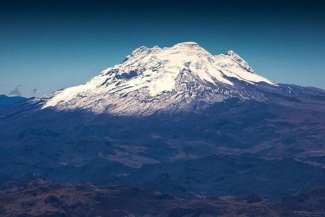 Antisana Volcano Experience 1 Day Tour